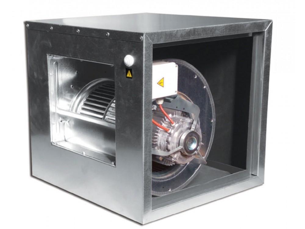 Ventilatore cassonato direttamente accoppiato DC-Box