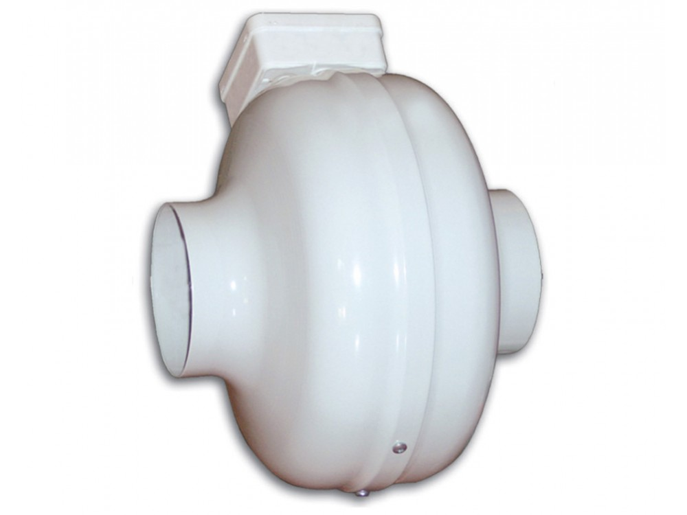 Ventilatore centrifugo in linea DIAM per tubazioni circolari