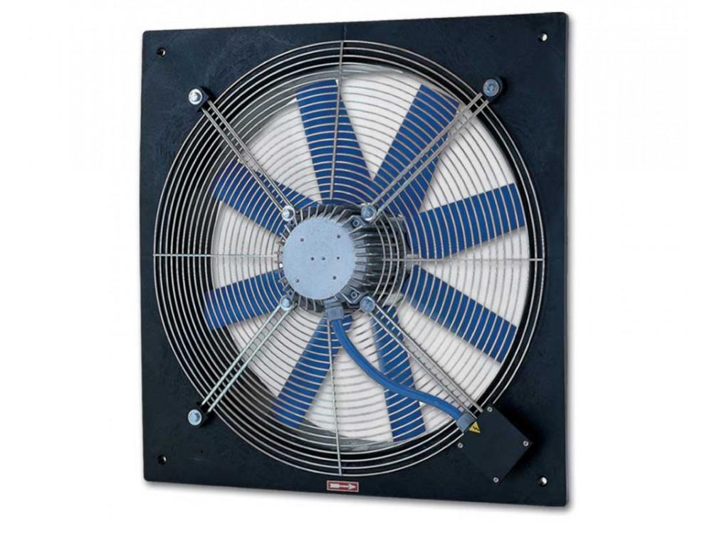 Ventilatore compatto a pannello Plate-S