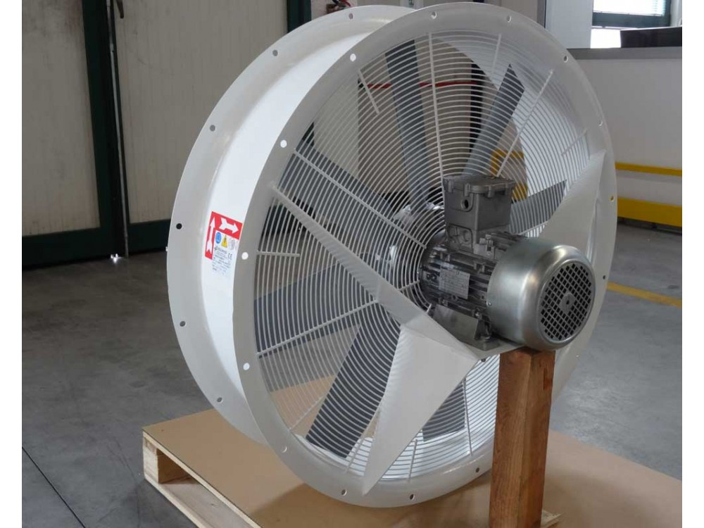 Ventilatore ad anello Ring ATEX