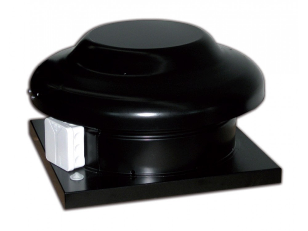 Torrino centrifugo Roof-CER a rotore esterno