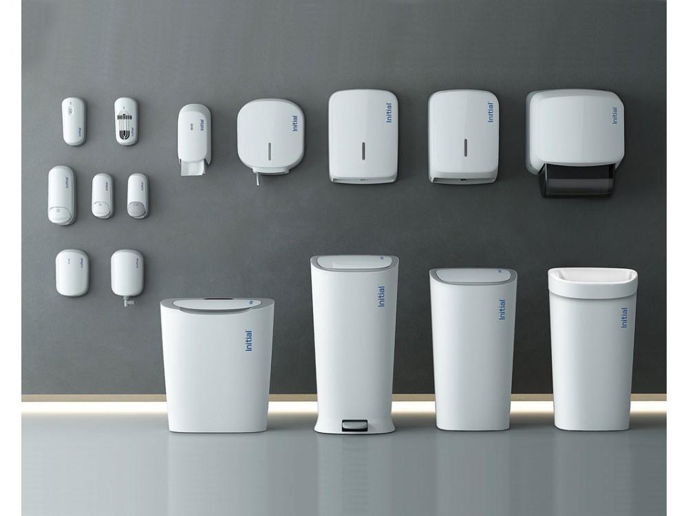 Prodotti Signature INITIAL per l'igiene dei bagni comuni