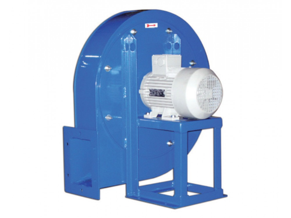 Ventilatore centrifugo a pale rovesce SI-Back C per pressioni elevate
