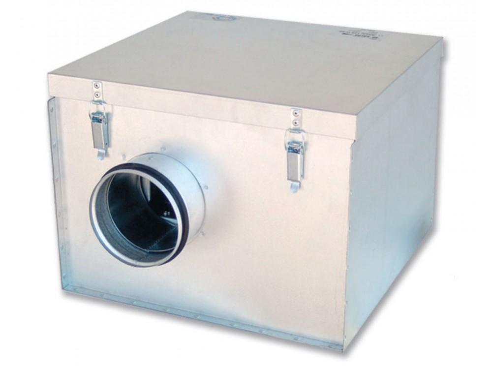 Ventilatore centrifugo in linea silenziato Silent Box