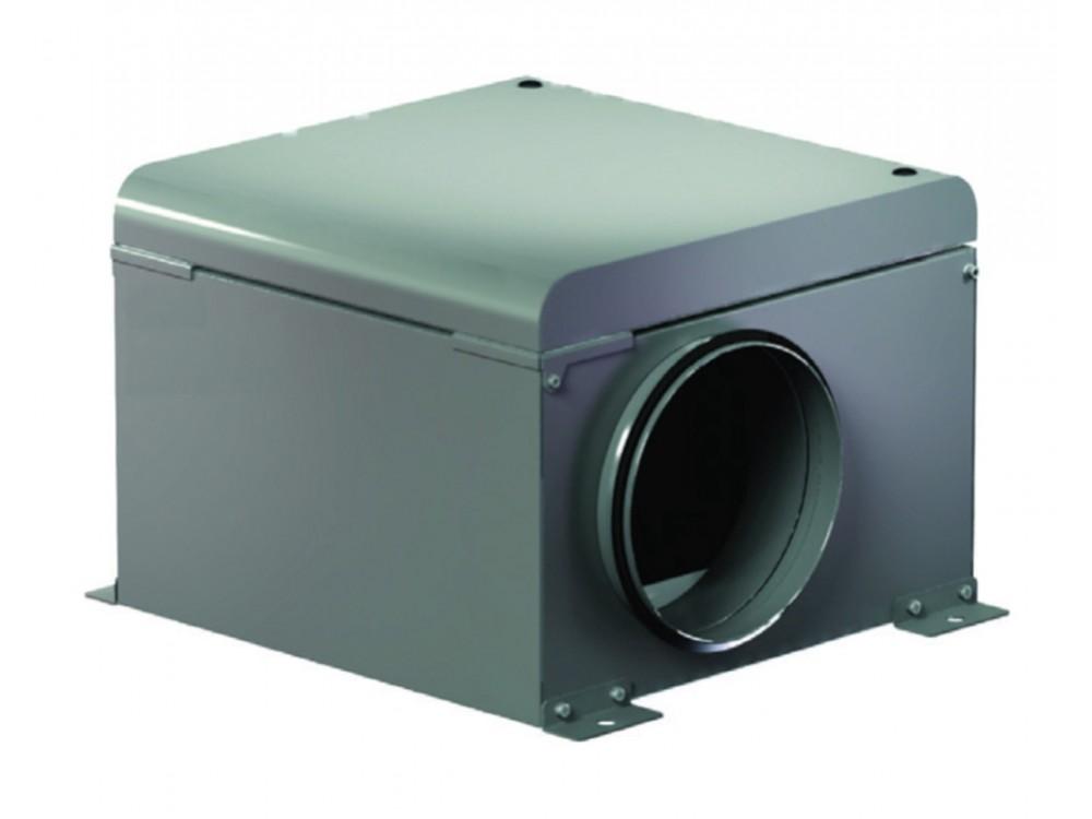 Ventilatore in linea silenziato Silent Box EC