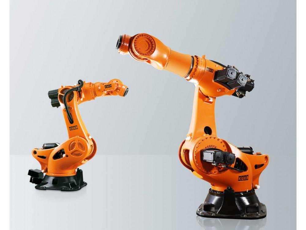 Robot a 6 assi per carichi pesanti
