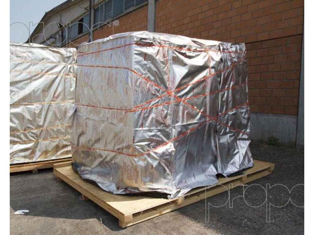 Barriera multistrato in film accoppiato contro l'umidità