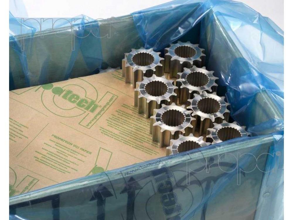 Carte anticorrosive VCI per imballaggio dei metalli