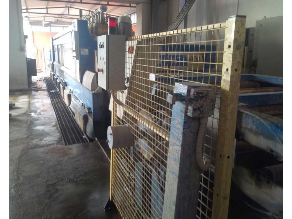 Recupero macchinari di produzione post allagamento