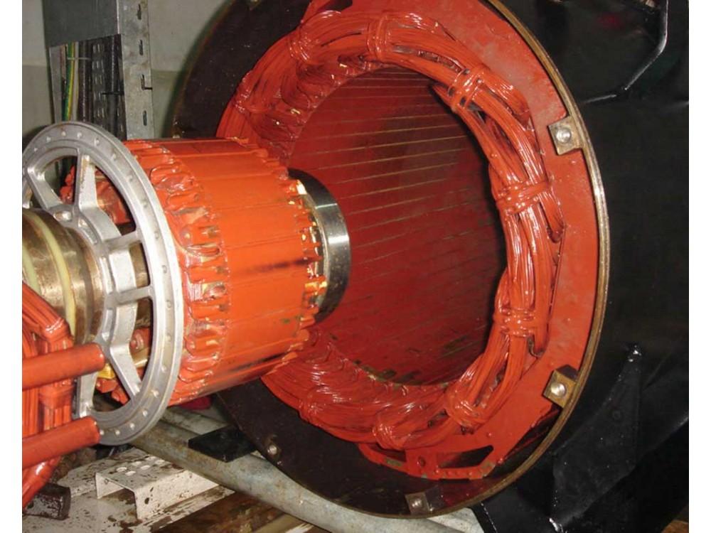 Servizi di manutenzione programmata per macchine industriali