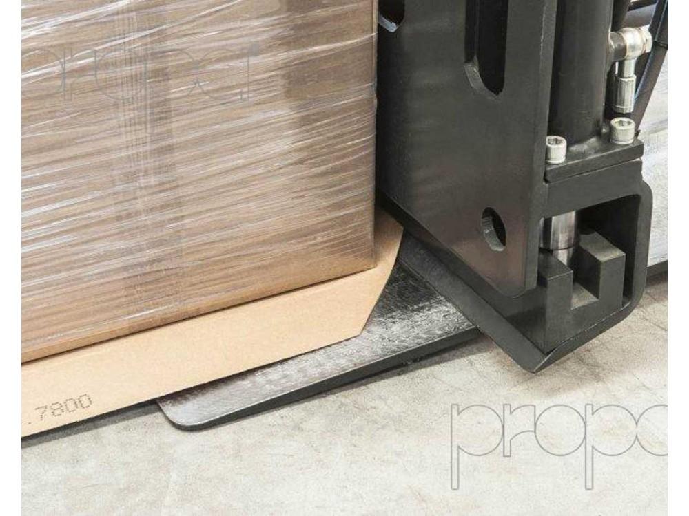 Slip sheet ecologici in fibra compatta