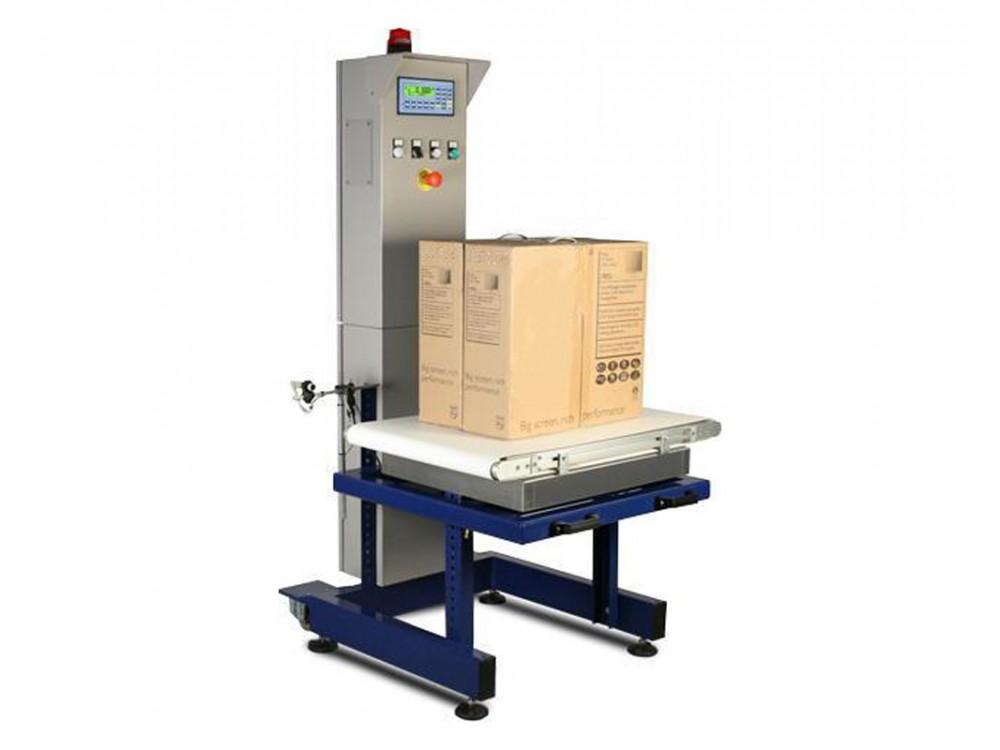 Sistema di controllo peso industriale