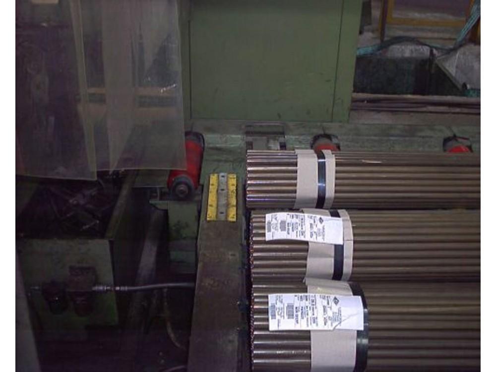 Sistema di pesatura industriale per barre