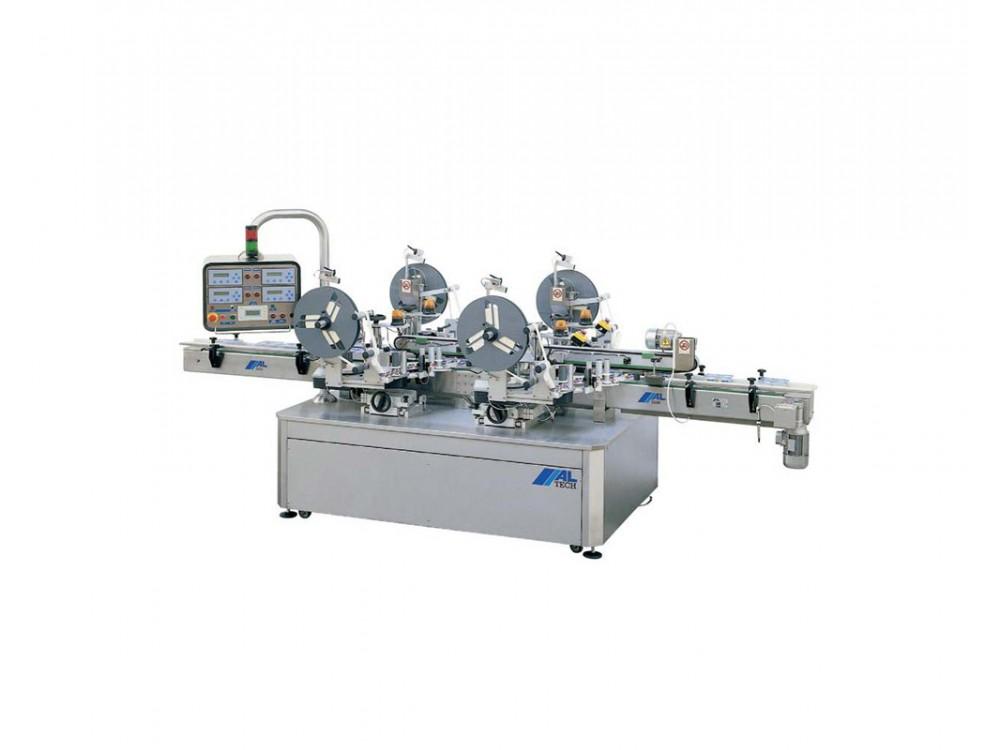 Sistema automatico di etichettatura multipla ALline Special