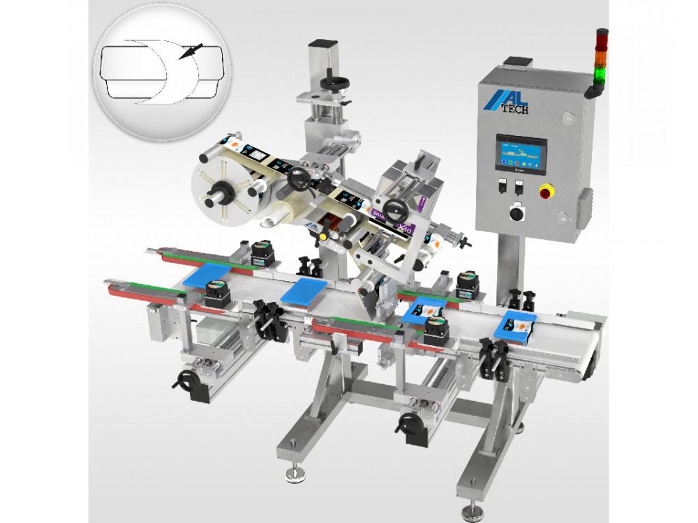 Sistema di etichettatura automatico lineare ALbelt