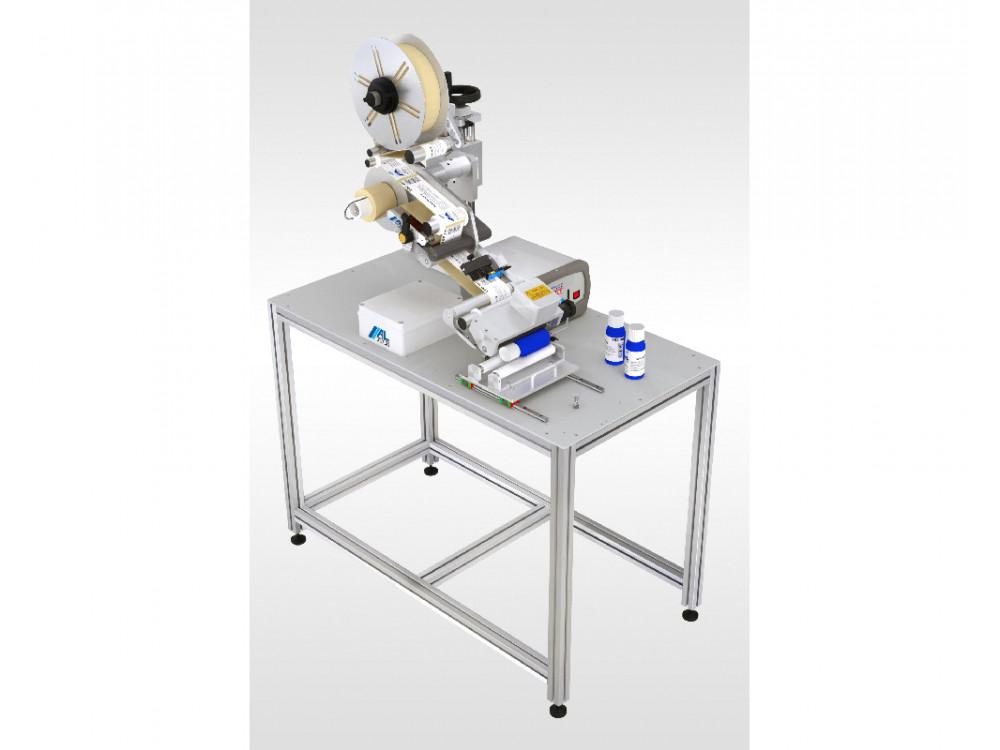 Etichettatrice semiautomatica da tavolo ALmatic