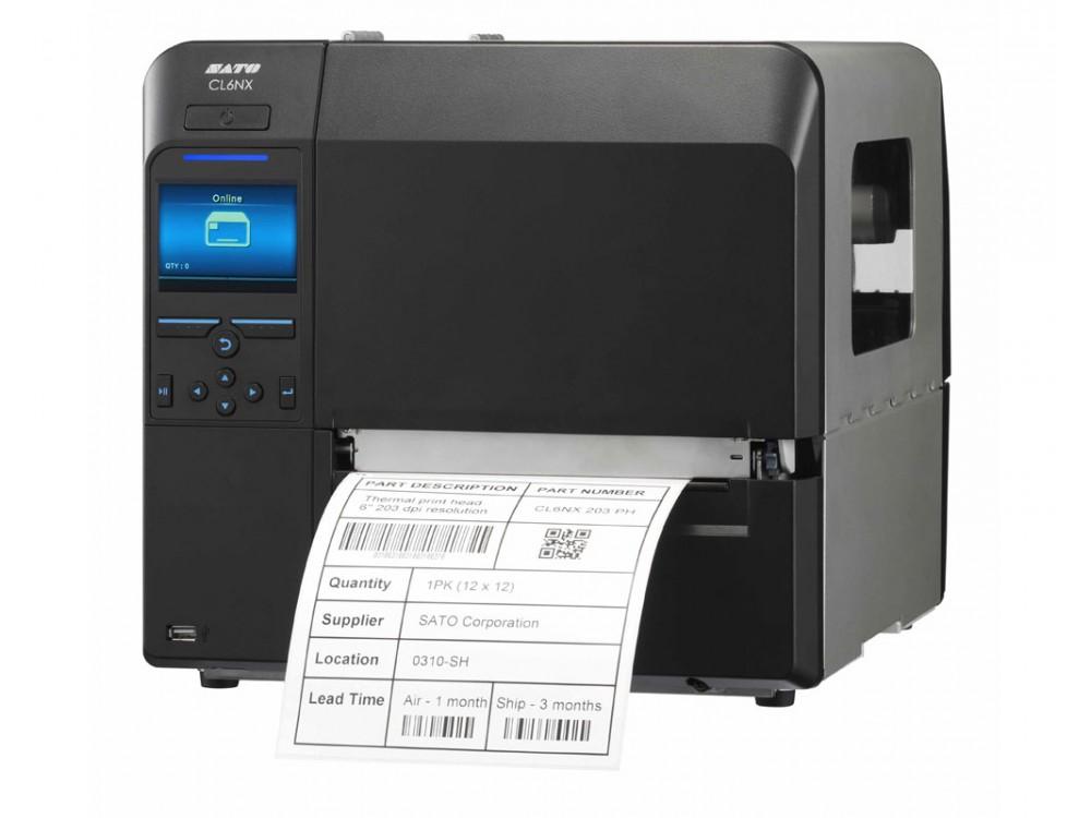 Stampante a trasferimento termico Sato CL6NX
