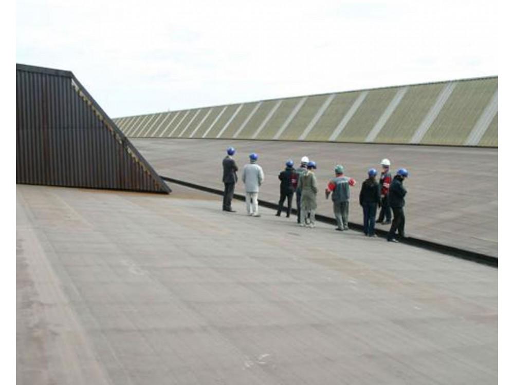 Manutenzioni programmate DERBIGUM per tetti in guaine