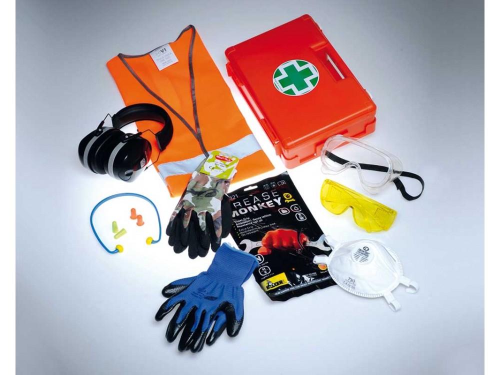 Dispositivi e abbigliamento di protezione individuale