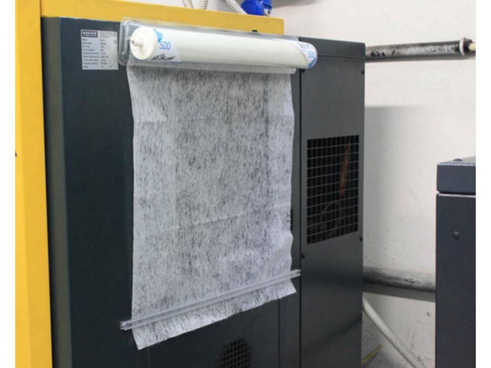 Filtro protettivo monouso per compressori