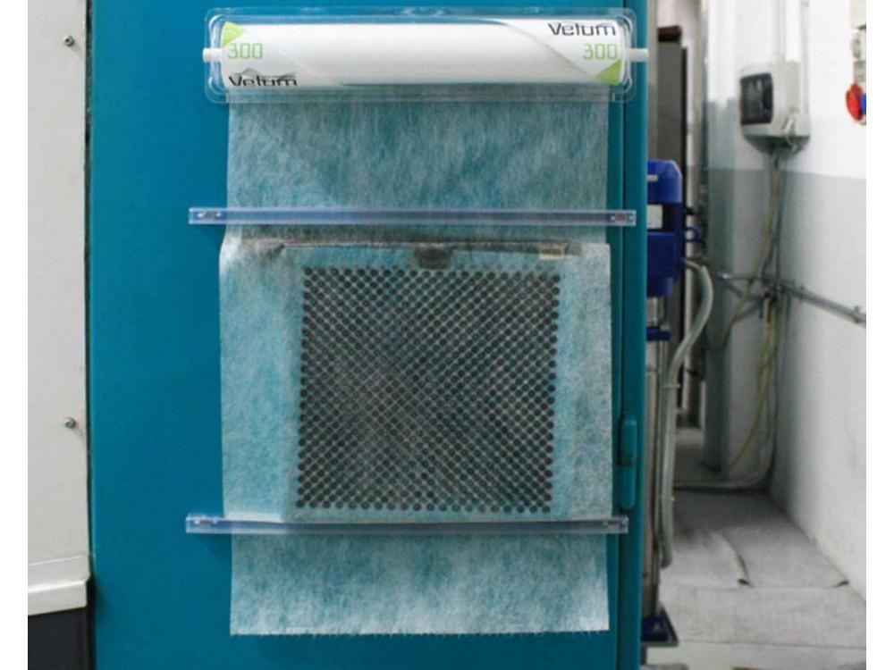 Filtro protettivo esterno per macchine elettroniche