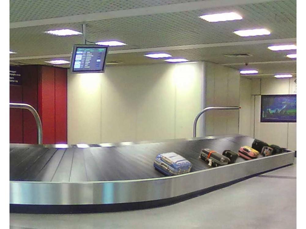 Carosello per riconsegna bagagli
