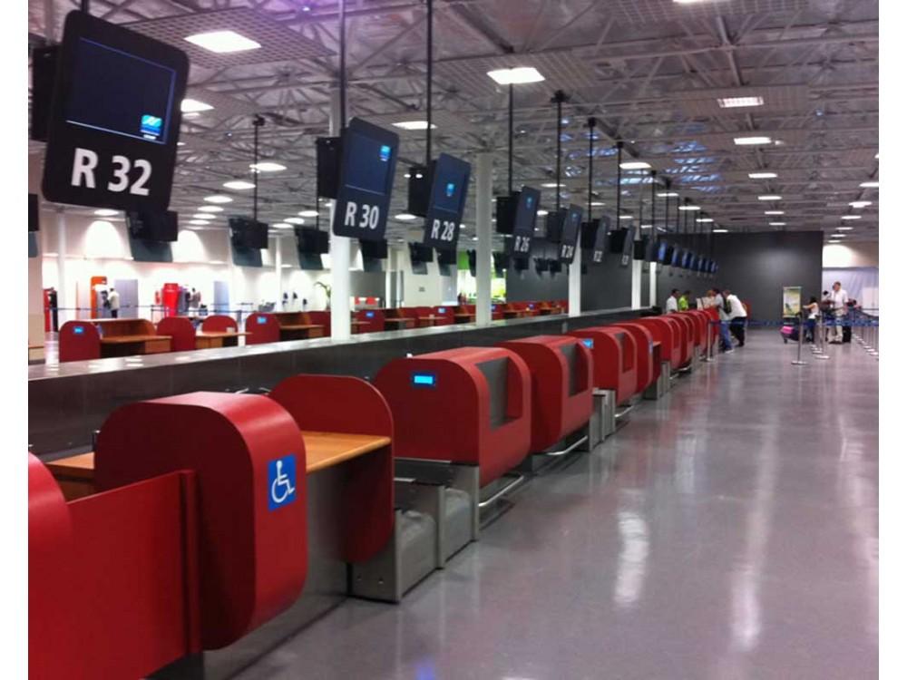 Sistemi di check-in aeroportuale