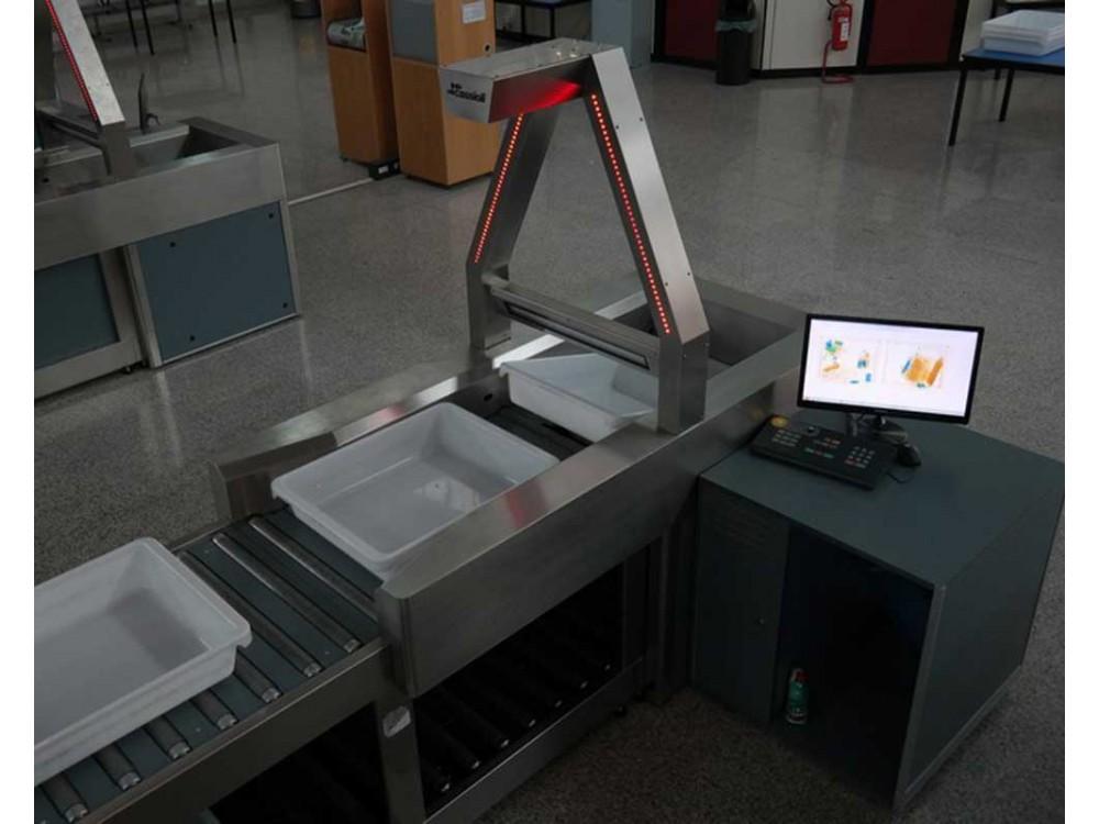 Sistema automatizzato di controllo bagagli Fast2Check Auto