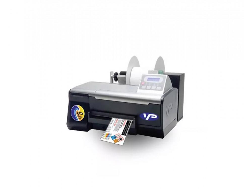 Stampante inkjet per etichette a colori