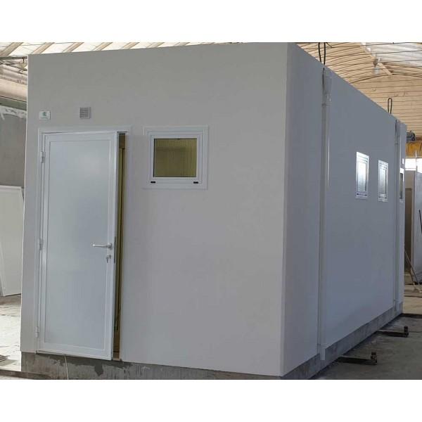 Servizi Igienici Prefabbricati Per Esterni Emmecinque