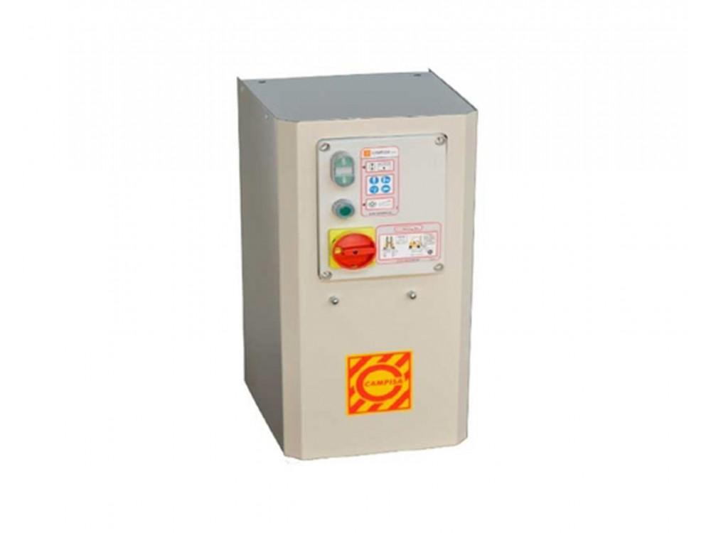 Centralina elettroidraulica di azionamento per baie di carico
