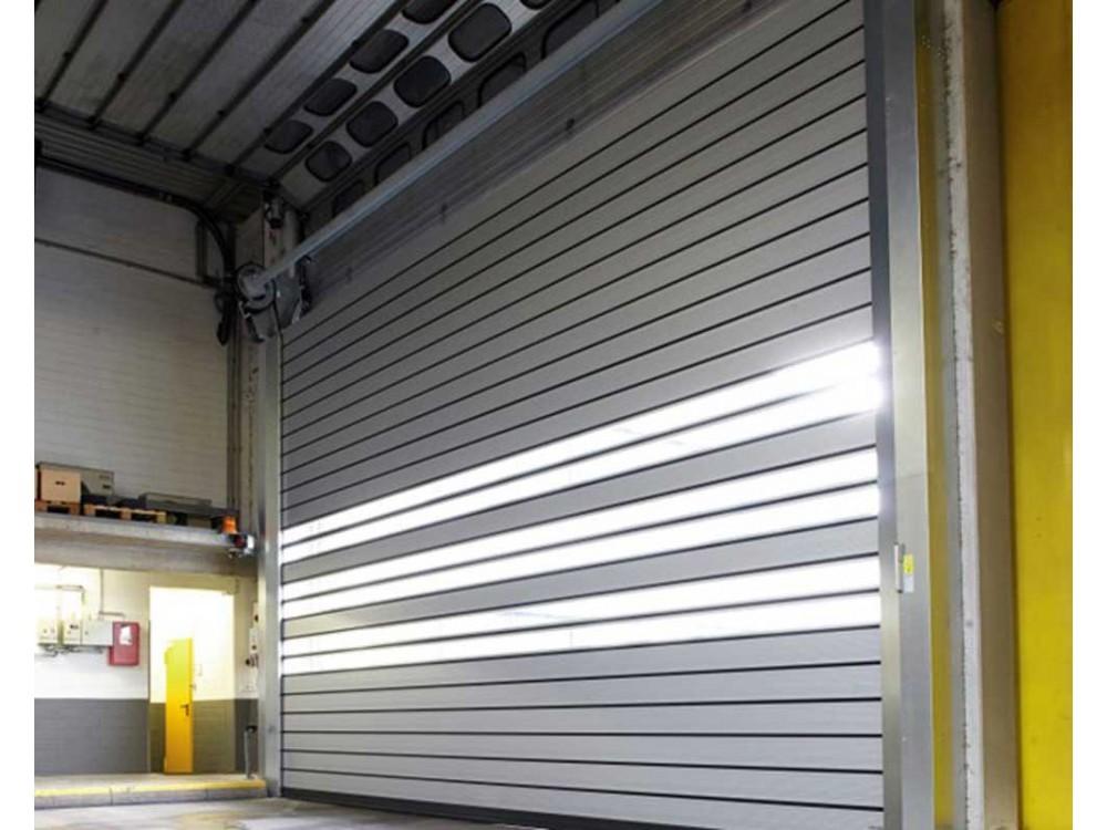 Serranda ad apertura rapida RR3000 ISO