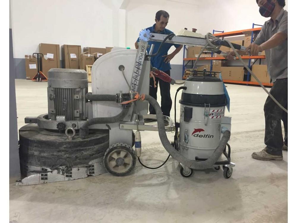 Aspiratore DELFIN Mistral 301 Dry TUV per polveri fini