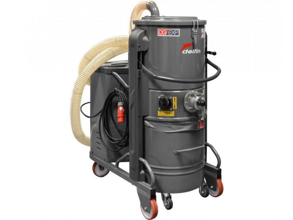 Aspiratore per amianto DG 50 EXP Asbestos