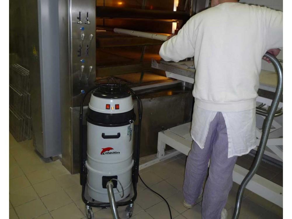 Aspiratore industriale 202 DS Forni per forni alimentari