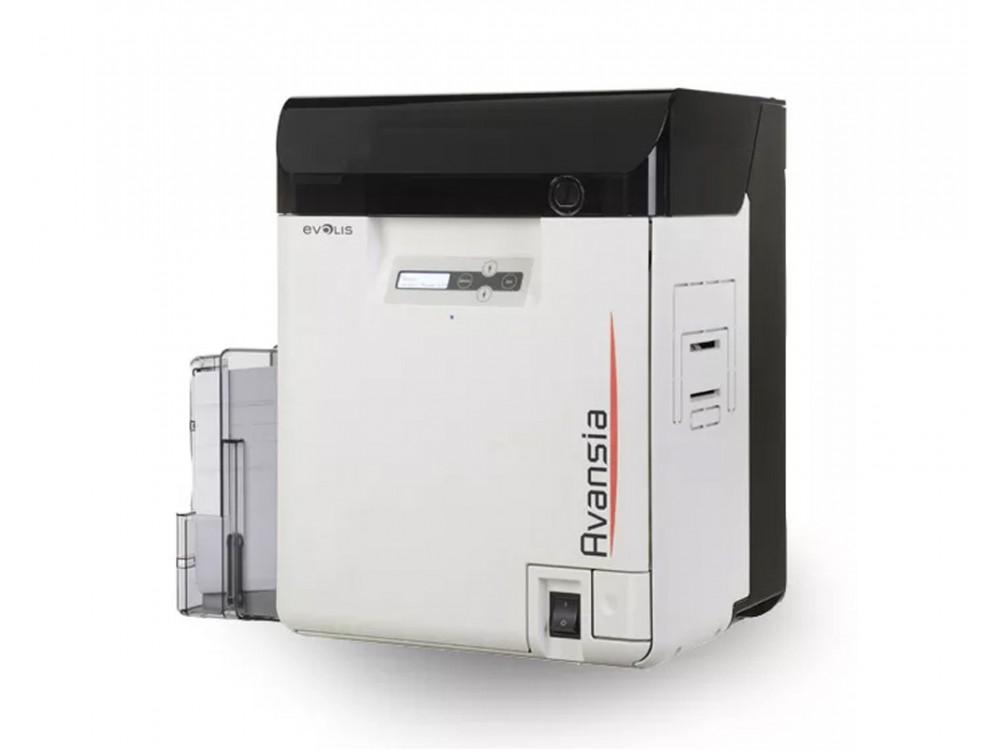 Stampante professionale per carte plastiche