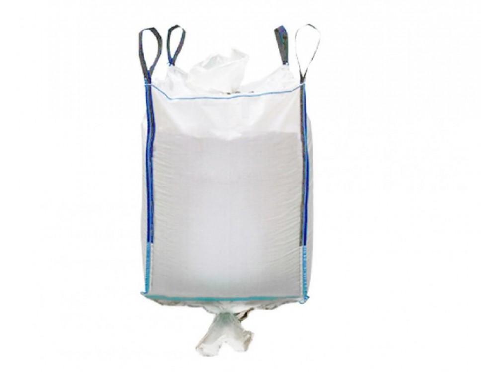 Sacco Big Bag con fondo con valvola di scarico
