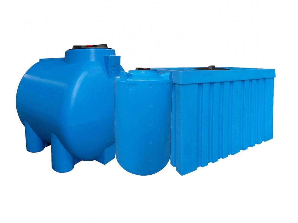 Serbatoi autoportanti per acqua potabile