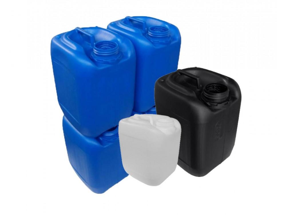 Tanica in plastica sovrapponibile e omologata ADR/ONU