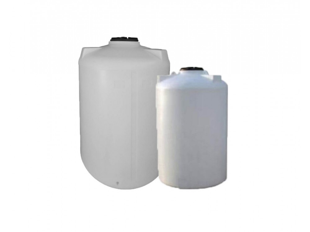 Serbatoio verticale per prodotti chimici