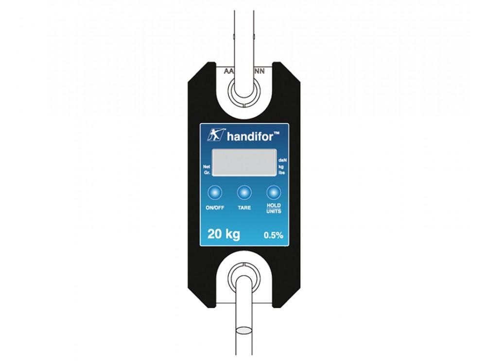 Mini-dinamometro elettronico