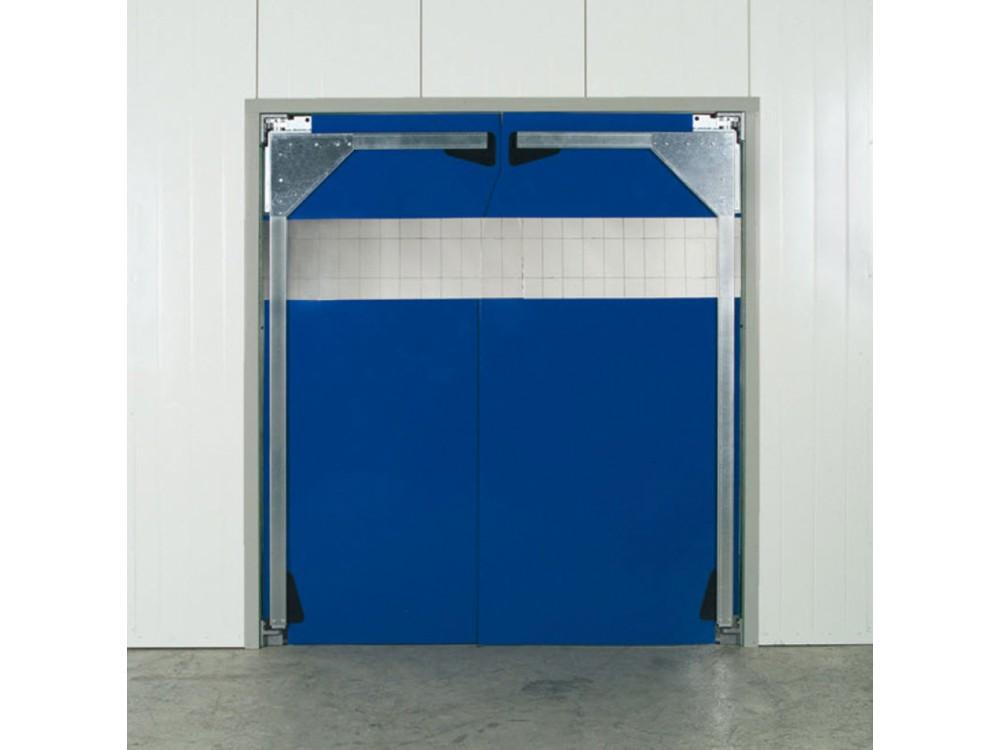 Porte flessibili a battente serie Flex