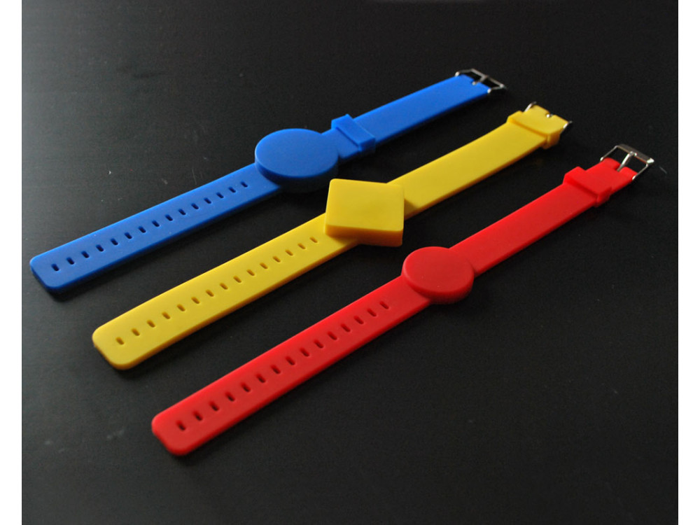 Bracciale Rfid in silicone Watchy