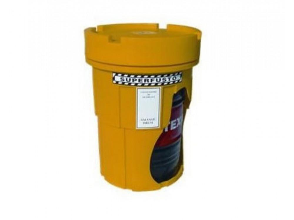 Superfusto di sicurezza per il contenimento fusti