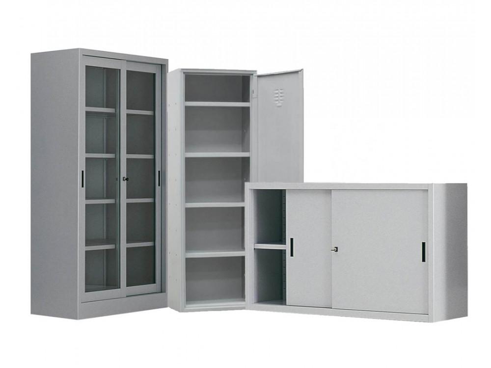Armadi metallici multiuso per uffici e archivi