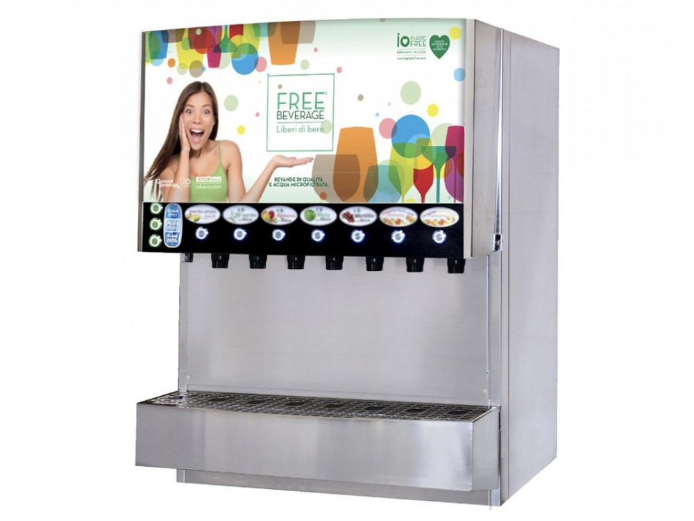 Free Bar: Corner distribuzione bevande per ambienti di lavoro