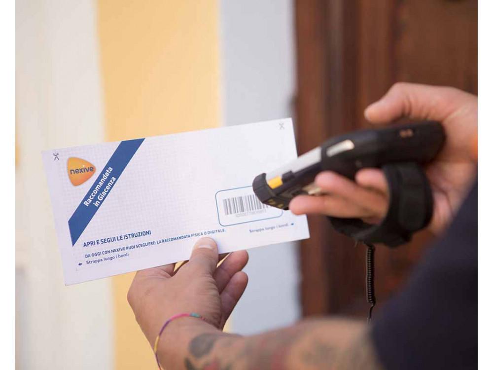NEXIVE Servizi di recapito posta per aziende