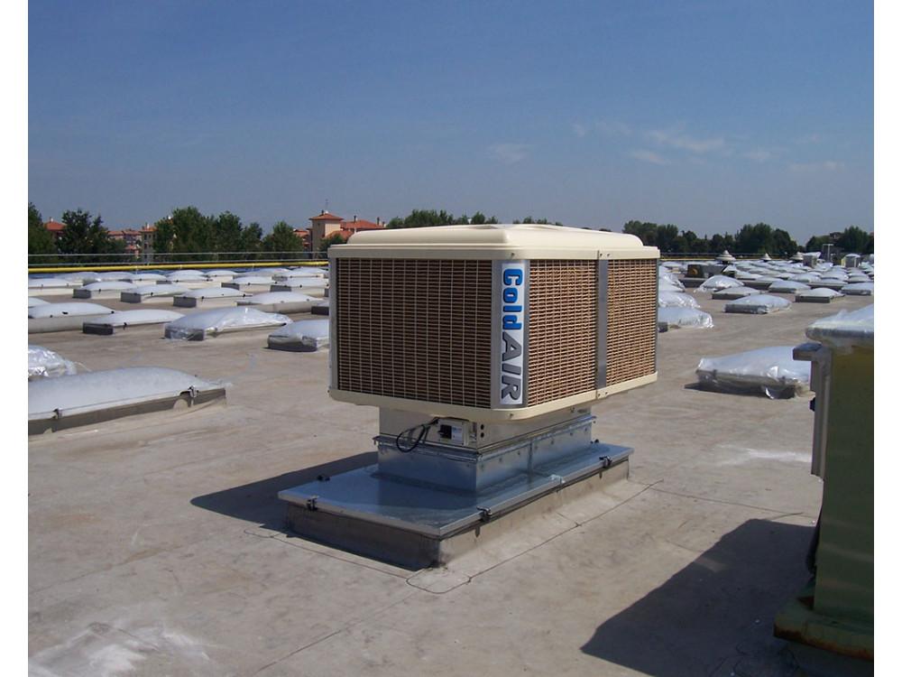 Raffrescatore evaporativo ColdAIR alta capacità