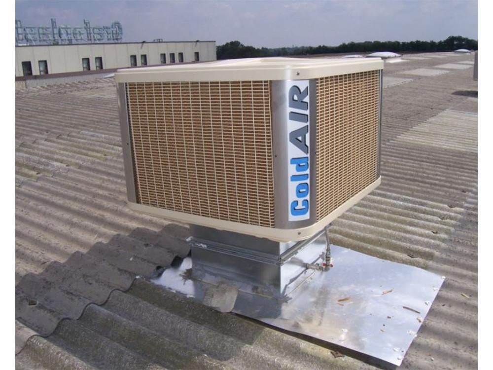 Raffrescatore evaporativo ColdAIR per tetto