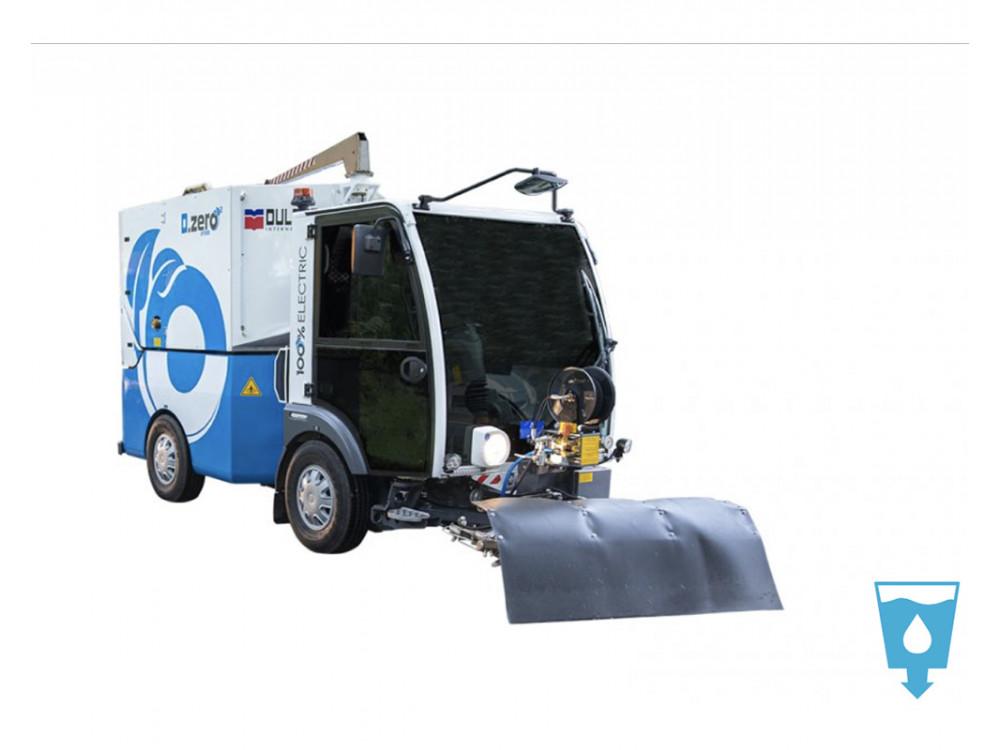 Lavastrade sanificatrice Dulevo D.Zero 2 Hydro